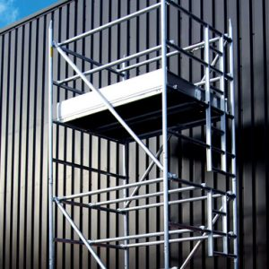 Alloy Stair Tower