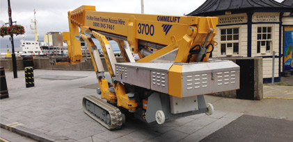 Access Equipment Hire in Suffolk, Norfolk, UK