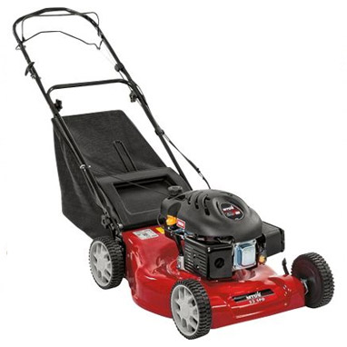 Self Propelled 5hp Mower Hire