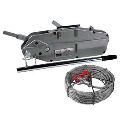 Tirfor Winch (1.6 ton) for Hire, Sudbury, Suffolk, Essex, Norfolk