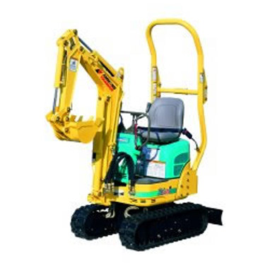 Ton Mini Excavator Hire, Sudbury, Suffolk
