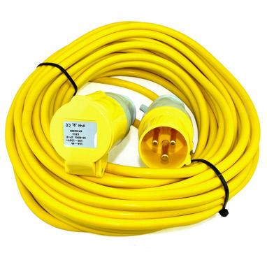 Extension Cable Hire, Sudbury, Suffolk